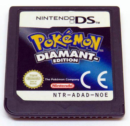 Pokémon Diamant- Edition G CART NDS