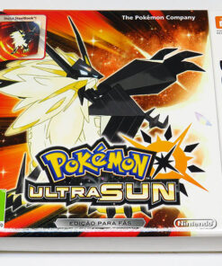 Pokémon Ultra Sun - Fan Edition 3DS