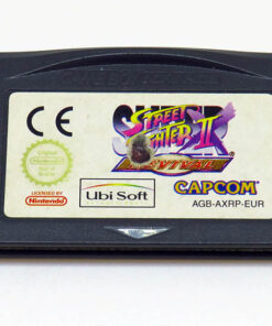 Super Street Fighter II Revival CART GAME BOY ADVANCE