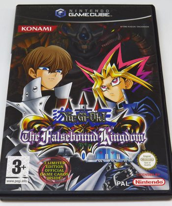 Yu-Gi-Oh! The Falsebound Kingdom GameCube