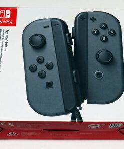 Acessório Usado Nintendo Switch Joy-Con Pair Grey
