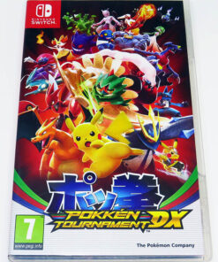 Pokkén Tournament SWITCH
