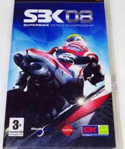 SBK 08 PSP