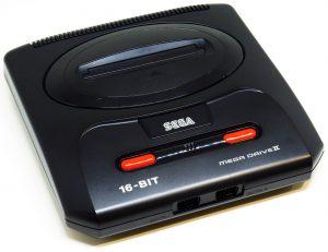 Manutenção Mega Drive II