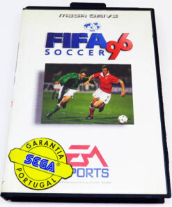 FIFA Soccer 96 MEGA DRIVE