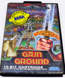 Gain Ground MEGA DRIVE