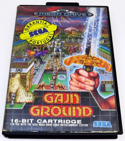 Gain Ground MEGA DRIVE