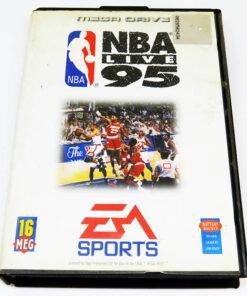 NBA Live 95 MEGA DRIVE