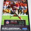 NFL Sports Talk Football 93 MEGA DRIVE