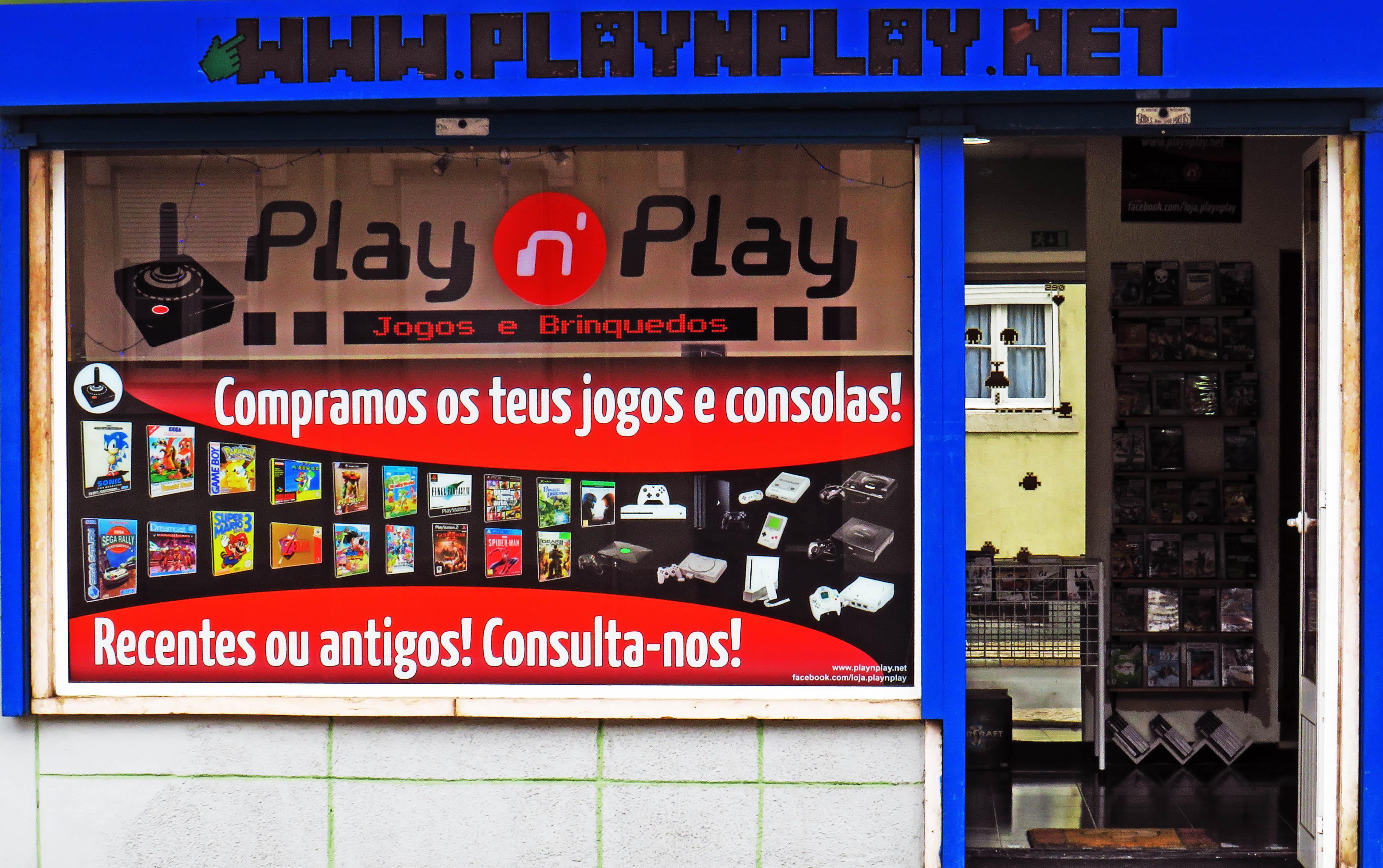 Loja Play n' Play