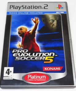 Pro Evolution Soccer 5 PS2