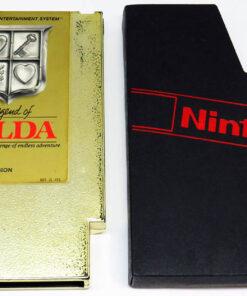 The Legend of Zelda CART NES