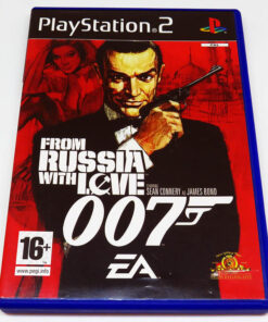 007: From Russia With Love PS2