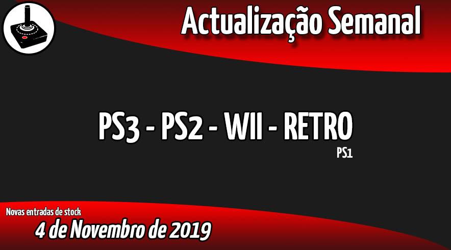 Jogos Usados PS3 - PS2 - WII - RETRO