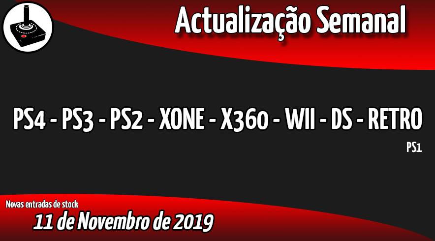 Jogos Usados PS4 - PS3 - PS2 - XONE - X360 - WII - DS - RETRO