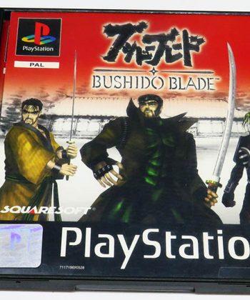 Bushido Blade PS1