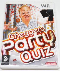 Cheggers' Party Quiz WII