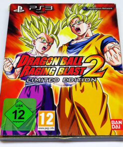 Dragon Ball Z: Raging Blast - Limited Edition 2 PS3