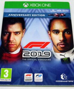 F1 2019 - Anniversary Edition XONE