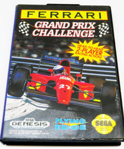 Ferrari Grand Prix Challenge MEGA DRIVE