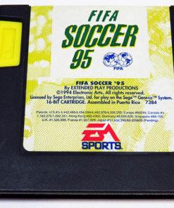 Fifa 95 CART MEGA DRIVE