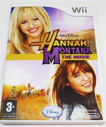 Hannah Montana: The Movie WII