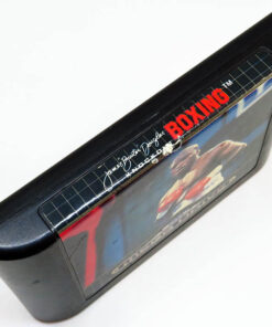 James Buster Douglas Knockout Boxing CART MEGA DRIVE