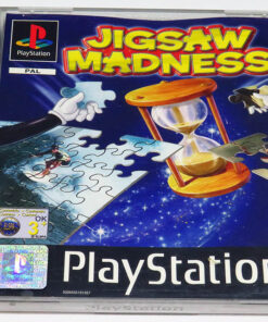 Jigsaw Madness PS1