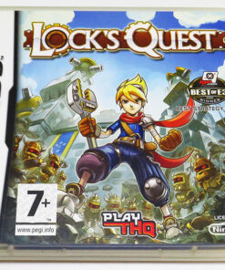 Lock's Quest NDS