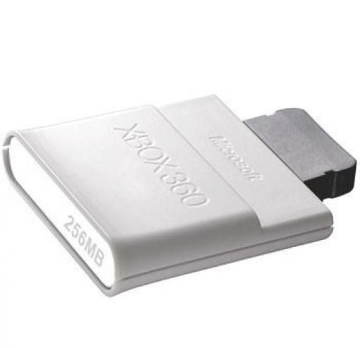Acessório Usado Xbox 360 Memory Unit 256MB