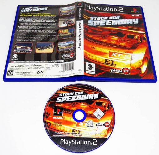 Stock Car Speedway PS2