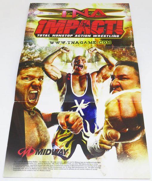 TNA Impact WII
