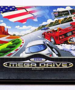 Turbo Outrun CART MEGA DRIVE