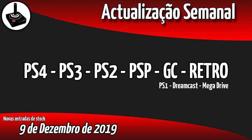 Jogos Usados PS4 - PS3 - PS2 - PSP - GC - RETRO