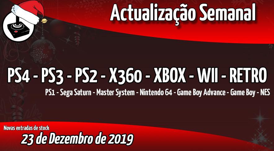 Jogos Usados PS4 - PS3 - PS2 - X360 - XBOX - WII - RETRO