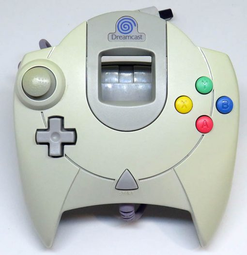 Acessório Usado Comando C/ Caixa Sega Dreamcast