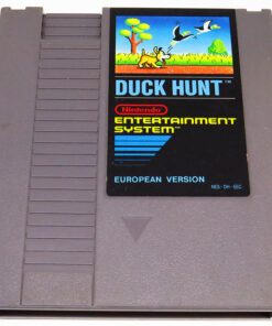 Duck Hunt CART NES