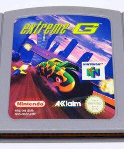 Extreme G CART N64