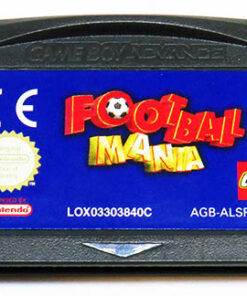 Football Mania CART GAME BOY ADVANCE