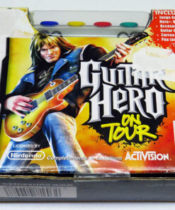 Guitar Hero: On Tour NDS