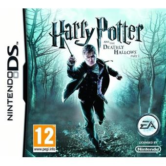 Harry Potter and the Deathly Hallows - Part 1 NDS