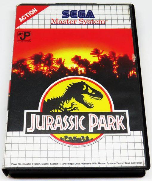 Jurassic Park AUS MASTER SYSTEM