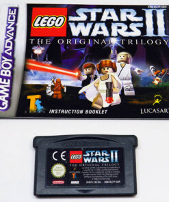 Lego Star Wars II: The Original Trilogy CART GAME BOY ADVANCE