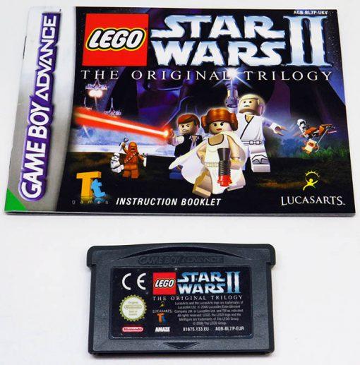 Lego Star Wars II: The Original Trilogy CART GAME BOY ADVANCE