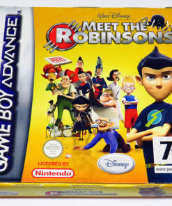 Meet the Robinsons GAME BOY ADVANCE