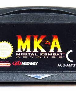 Mortal Kombat Advance CART GAME BOY ADVANCE