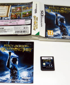 Percy Jackson & The Lightning Thief NDS