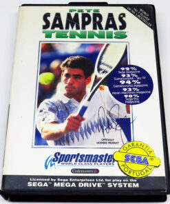 Pete Sampras Tennis MEGA DRIVE