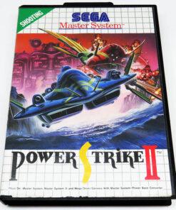 Power Strike II MASTER SYSTEM