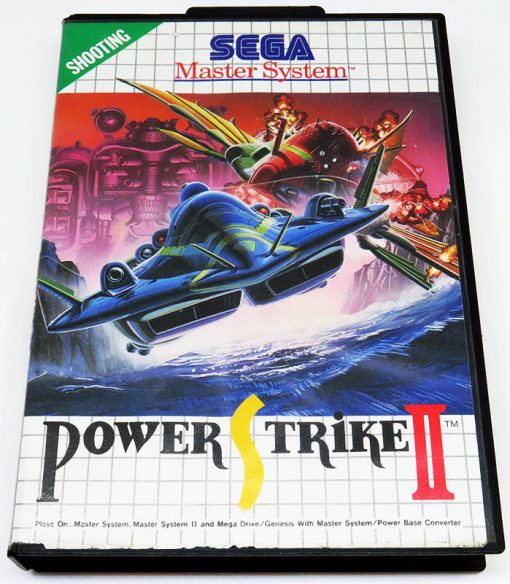 Power Strike II MASTER SYSTEM